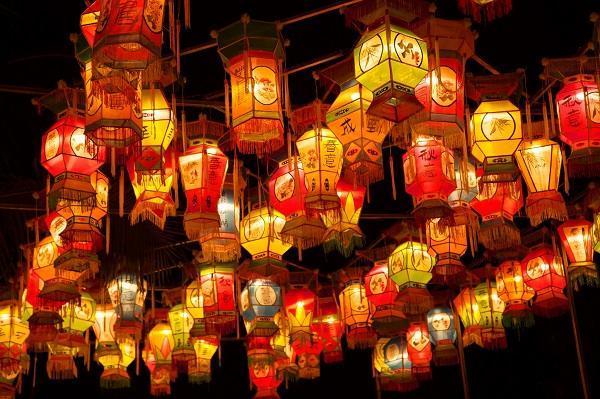元宵节—愿灯火璀璨,万家平安!