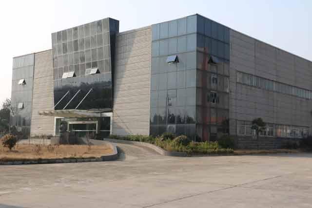 麒麟公司大楼近景