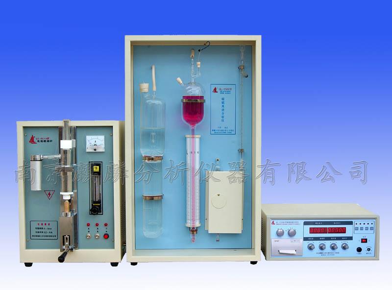碳硫快速分析仪