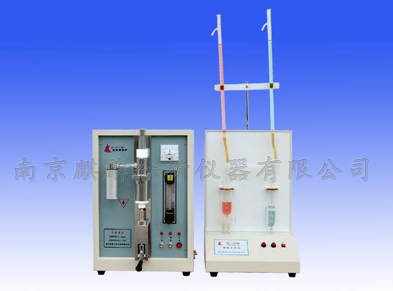 QL-CS1型碳硫联测分析仪(非水滴定仪)
