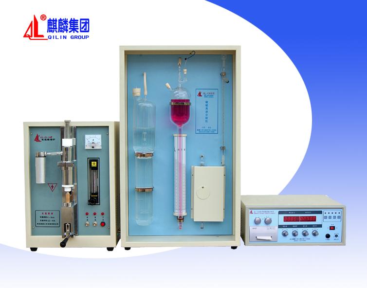 QL-CS20D型碳硫快速分析仪